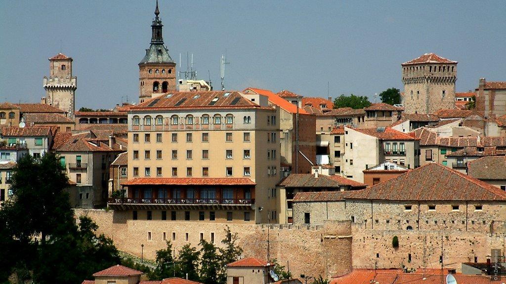 Segovia, Castillia & Leon, Espana