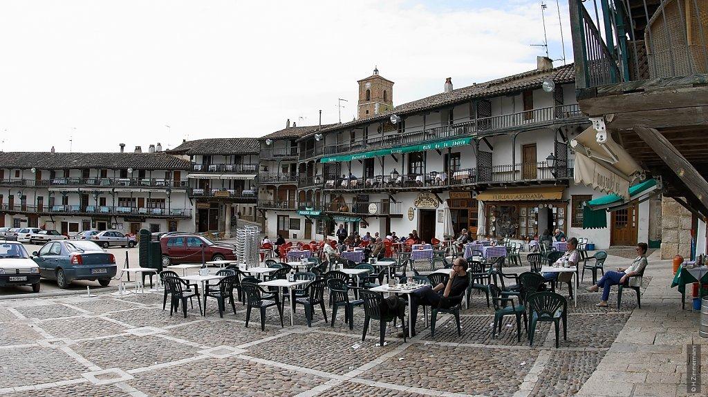 Chinchon, Castillia La Mancha, Espana