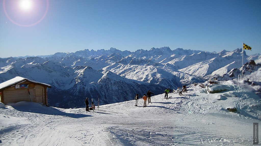 Franz. Alpen