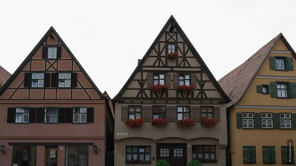 Dinkelsbühl (Deutschland/Germany)