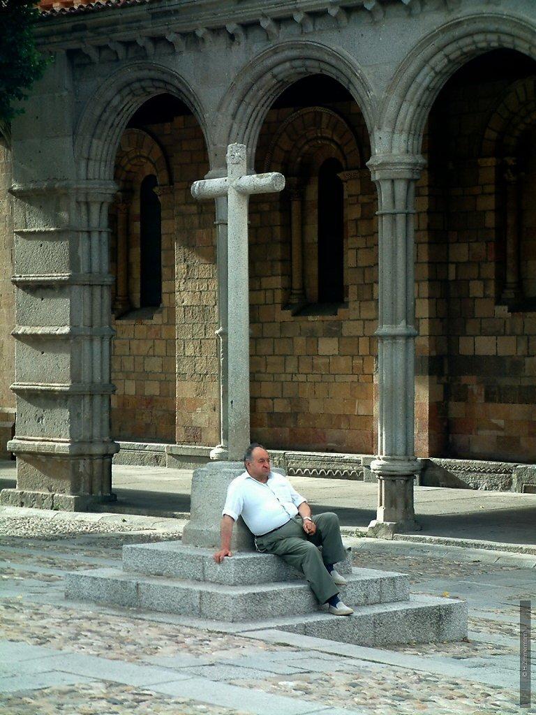 Avila, Castilla & Leon, Espana