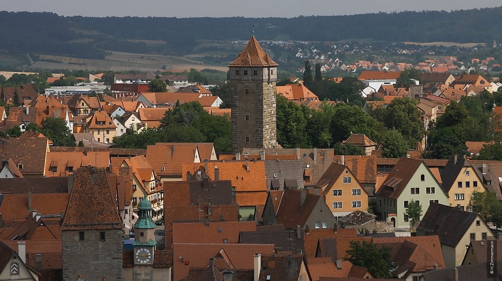 Rothenburg o.d.Tauber
