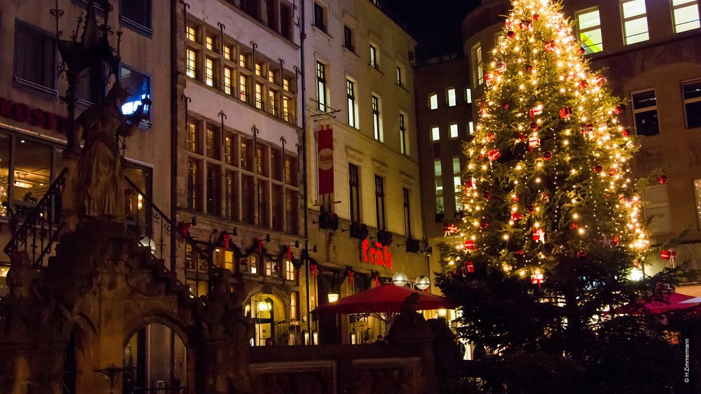 Weihnachtliches Köln