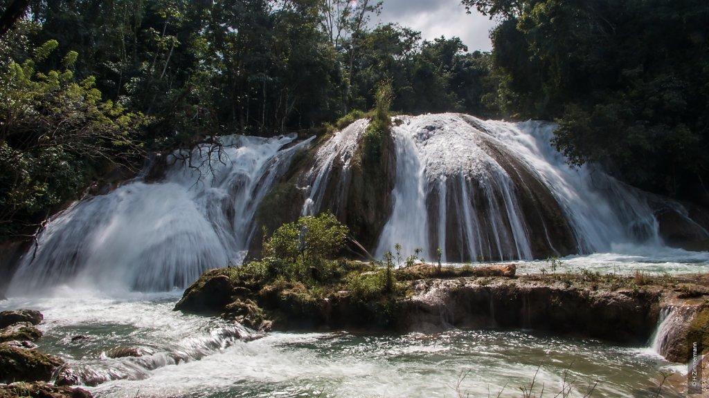 Agua Azul, Mexico