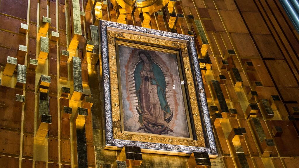 Jungfrau von Guadalupe - Vigin of Gudalaupe