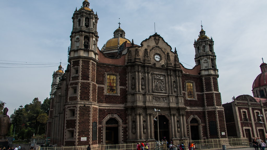 Kathedrale von Guadalupe - Cathedral of Guadalupe