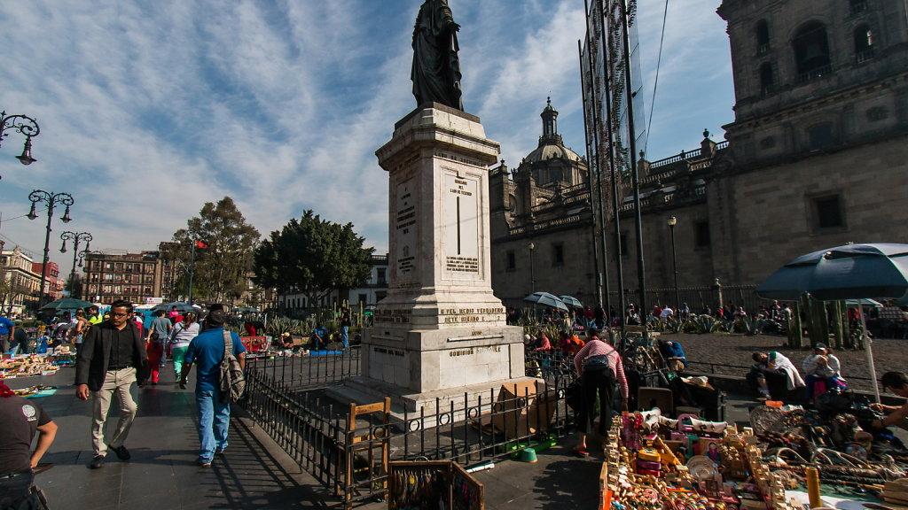 Mexico Stadt, 2014