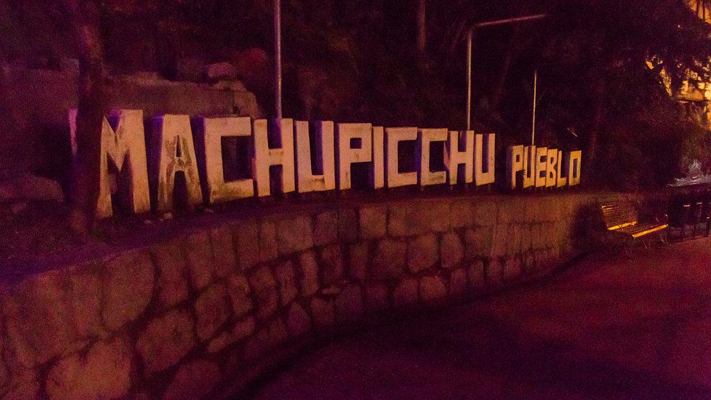 Aguas Calientes, Macchu Picchu Pueblo, Cusco, Peru, 2015