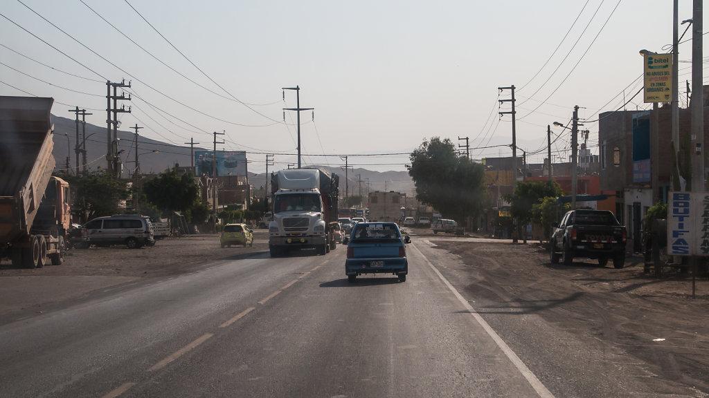 Nasca, Peru, 2015