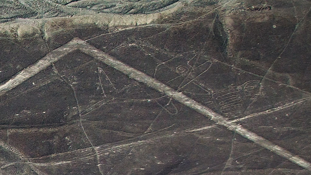 Nasca-Linien, Peru 2015