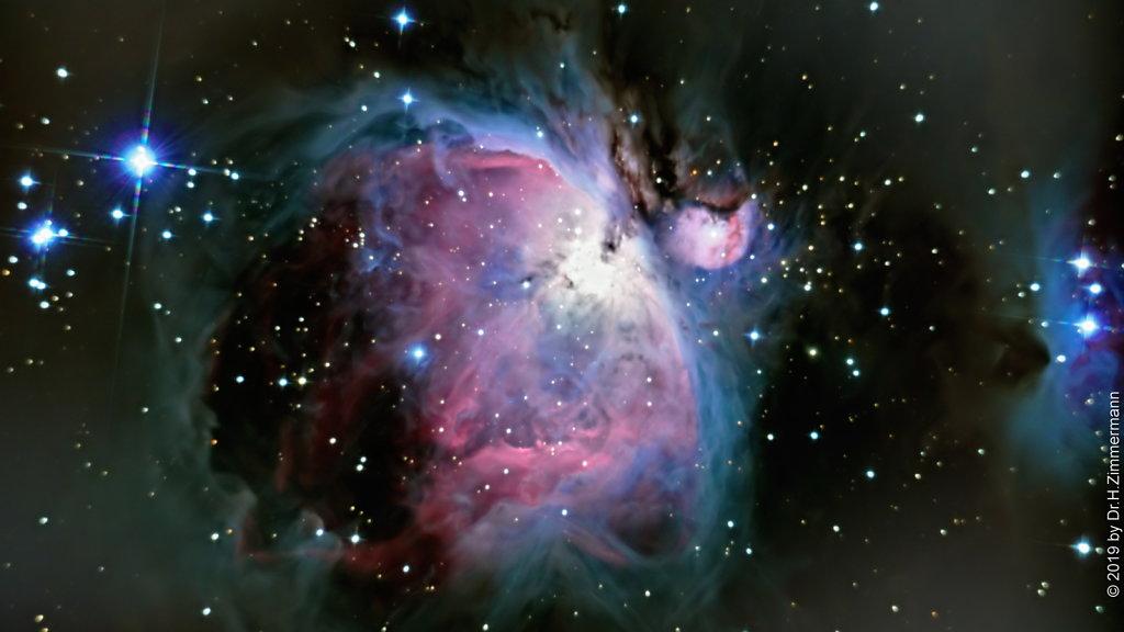 M42 - Orion Nebeula