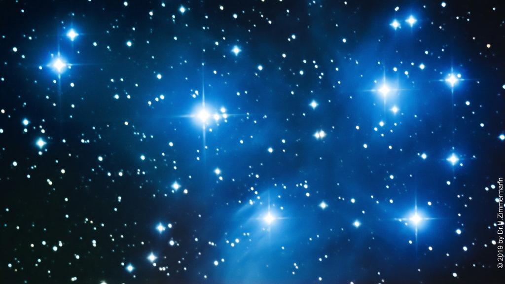 M 45 - Pleiades