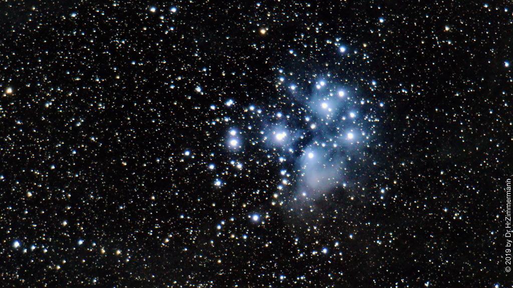 M45 Plejaden