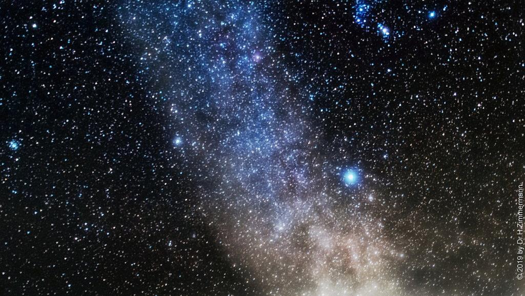 Milchstrasse - Milky Way