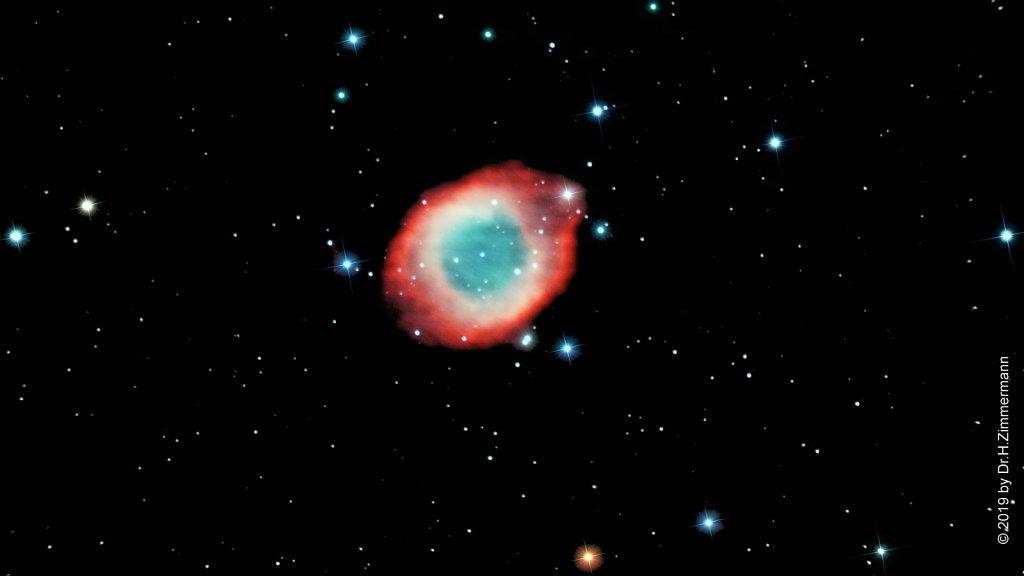 NGC7293 Helix Nebula