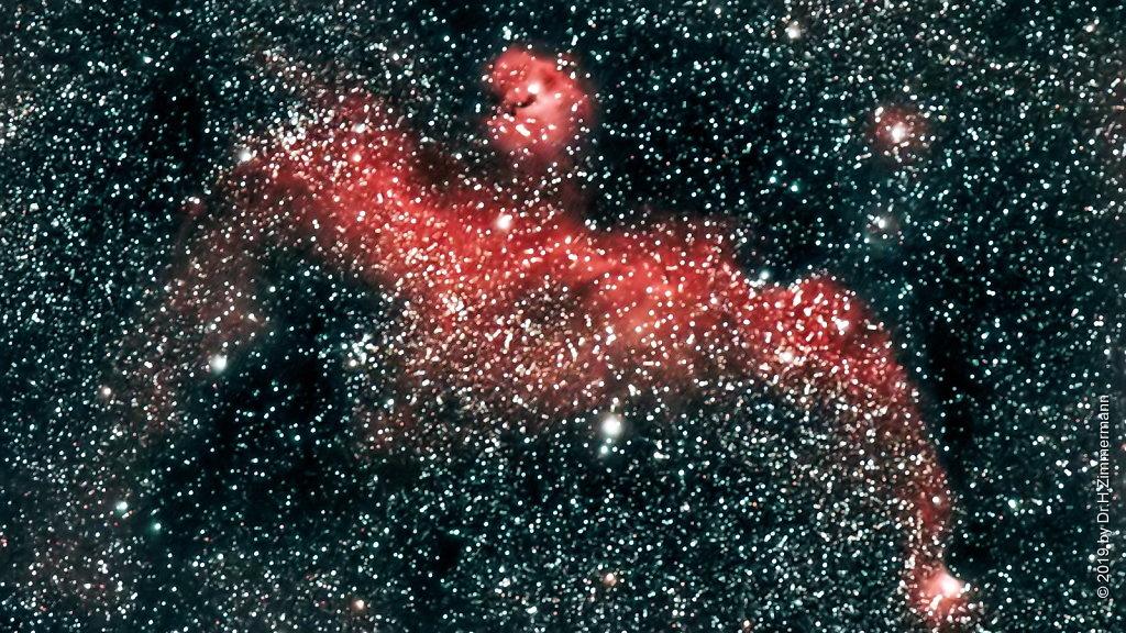 IC2177 - Seagull Nebula